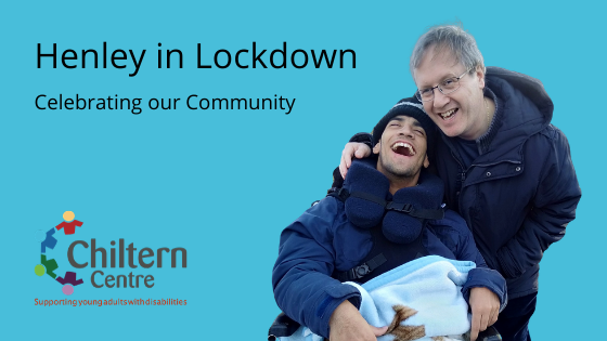 Henley in Lockdown logo